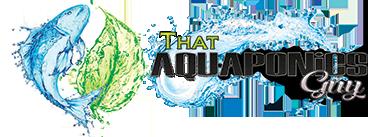 That Aquaponics Guy Logo
