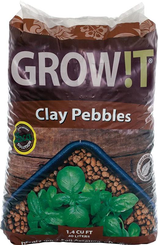 Clay Pebbles 4-16mm 40L Bag(s)