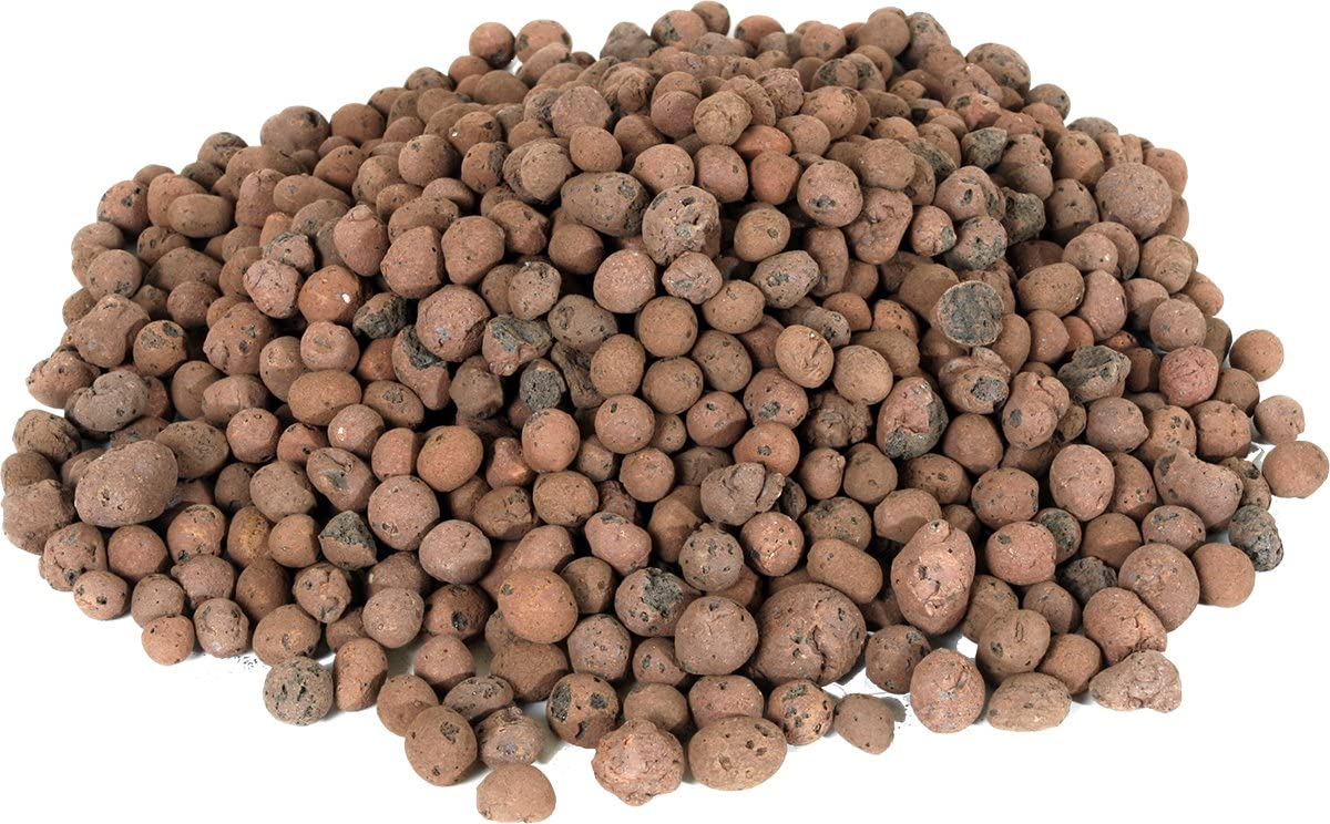 Clay Pebbles 4-16mm 40L Unbagged