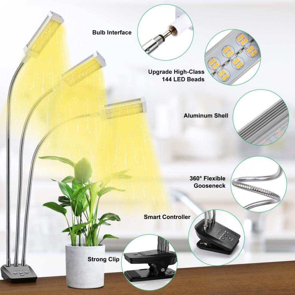 Vogek LED Full Spectrum1