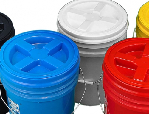 Buckets, Lids and Gamma Seals Oh My!