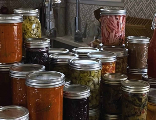 Safety Tips for Home Canning